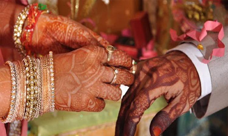 Bombay Ring Ceremony